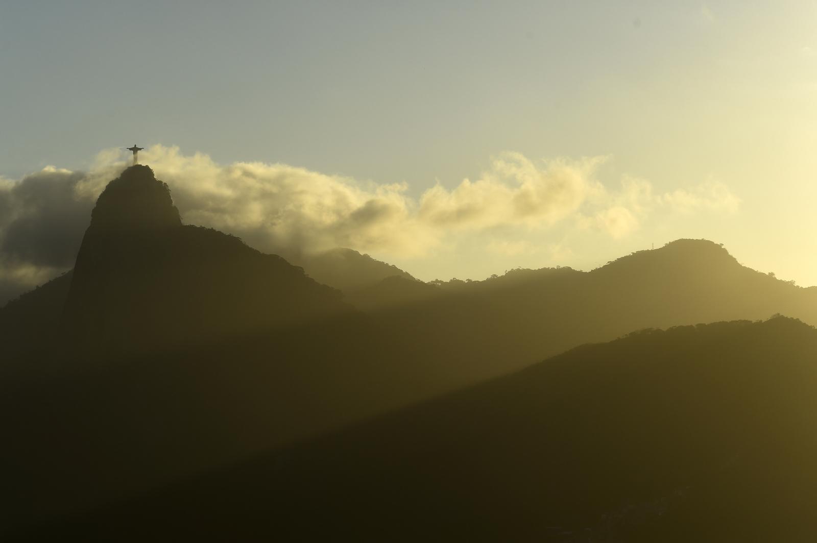 Рассвет в Рио