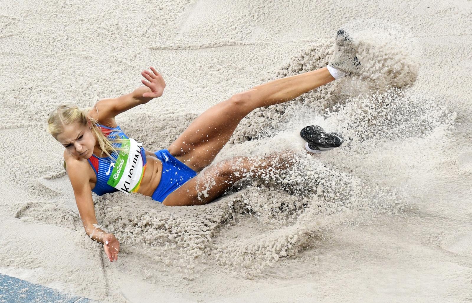 Единственная легкоатлетка от России Дарья Клишина, упустила шанс побороться за медали.Она осталась за чертой восьмерки с результатом 6.63 м