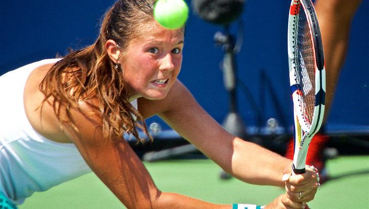 Теннисистка Дарья Касаткина выиграла первый матч в Рио