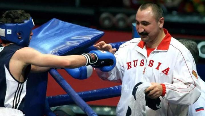 Тренерский штаб олимпийской сборной Российской Федерации побоксу подал вотставку