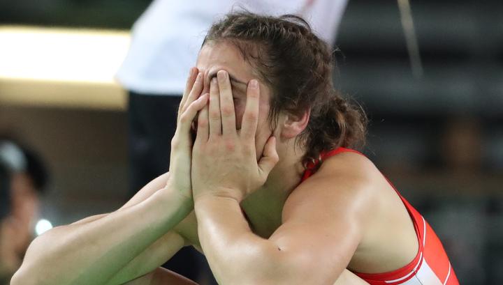 Мамиашвили: россиянки, которые взяли серебро ввольной борьбе— это ничтожества