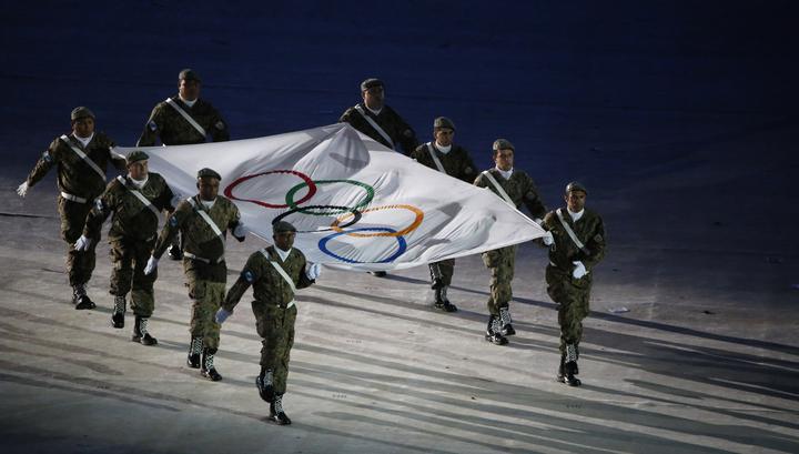 Рио-де-Жанейро передал олимпийскую эстафету Токио-2020