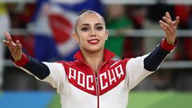 Российская гимнастка Маргарита Мамун - золотая медалистка!