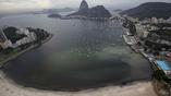 Залив Гуанабара примет олимпийские соревнования по парусному спорту
