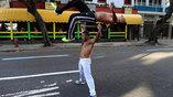Капоэйра на улицах в Рио - бесплатное шоу для гостей олимпийской столицы