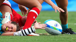 Неженские страсти на олимпийском турнире по регби