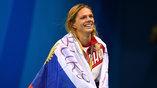 Несмотря на скандал с мельдонием, Юлия Ефимова смогла пробиться на Олимпиаду и завоевала серебро на стометровке брассом