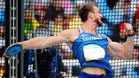 Дискобол из Эстонии Мартин Куппер на квалификационных соревнованиях