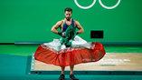 Чемпионом среди тяжелоатлетов в весе до 85 кг стал иранский спортсмен Кьянуш Ростами