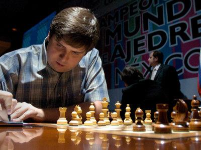 Свидлер и Грищук сыграли вничью на Гран-при ФИДЕ