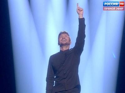 сергей лазарев лидер зрительского голосования евровидения