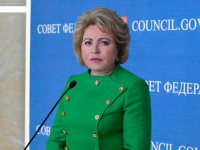 валентина матвиенко выразила соболезнования связи кончиной василия бочкарева
