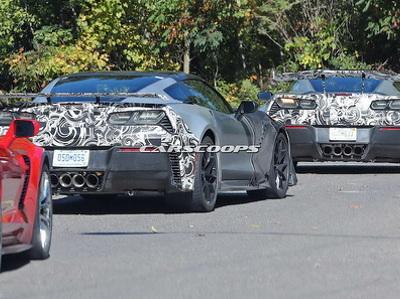 Самый мощный Chevrolet Corvette станет 750-сильным