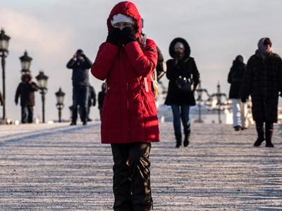 дед мороз расщедрился аномальных холодов детям продлили каникулы