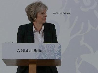 тереза мэй запустит процедуру brexit