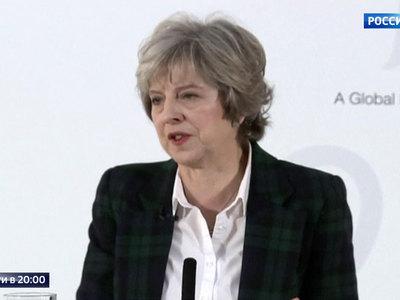 тереза мэй пролила свет brexit