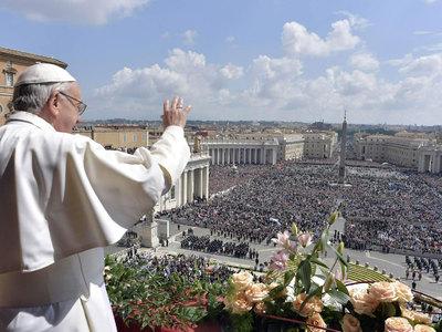 папа франциск пожелал мира сирии украине