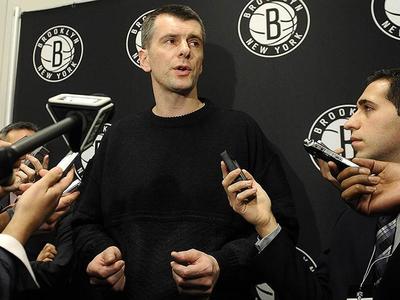 Прохоров готов расстаться с акциями клуба НБА Бруклин Нетс