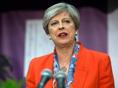 тереза мэй сформировала новое британское правительство