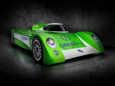 Строители суперкаров придумали электромобиль для 24 часов Ле-Мана