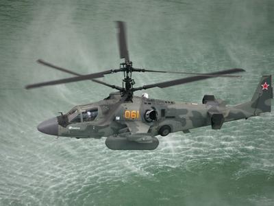 Египет покупает российские Ка-52