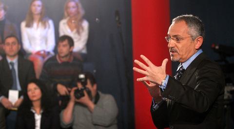 Журналист Савик Шустер объявил голодовку