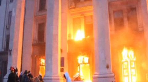 России предложила СБ ООН принять заявление в годовщину трагедии в Одессе
