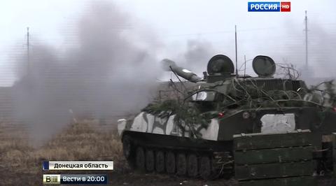 Ответ провокаторам: армия ДНР начала масштабные учения