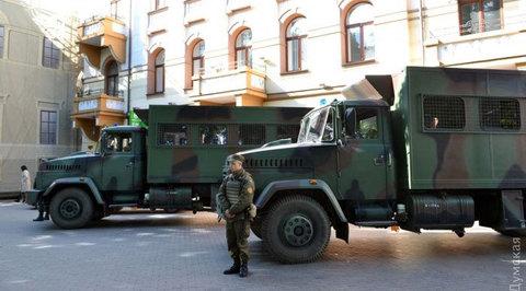 Пока Саакашвили бьется в истерике, в Одессу к 2 мая съезжаются радикалы
