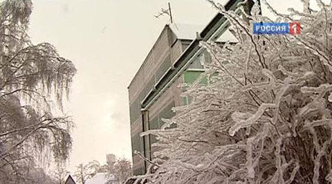 ледяной дождь. фото