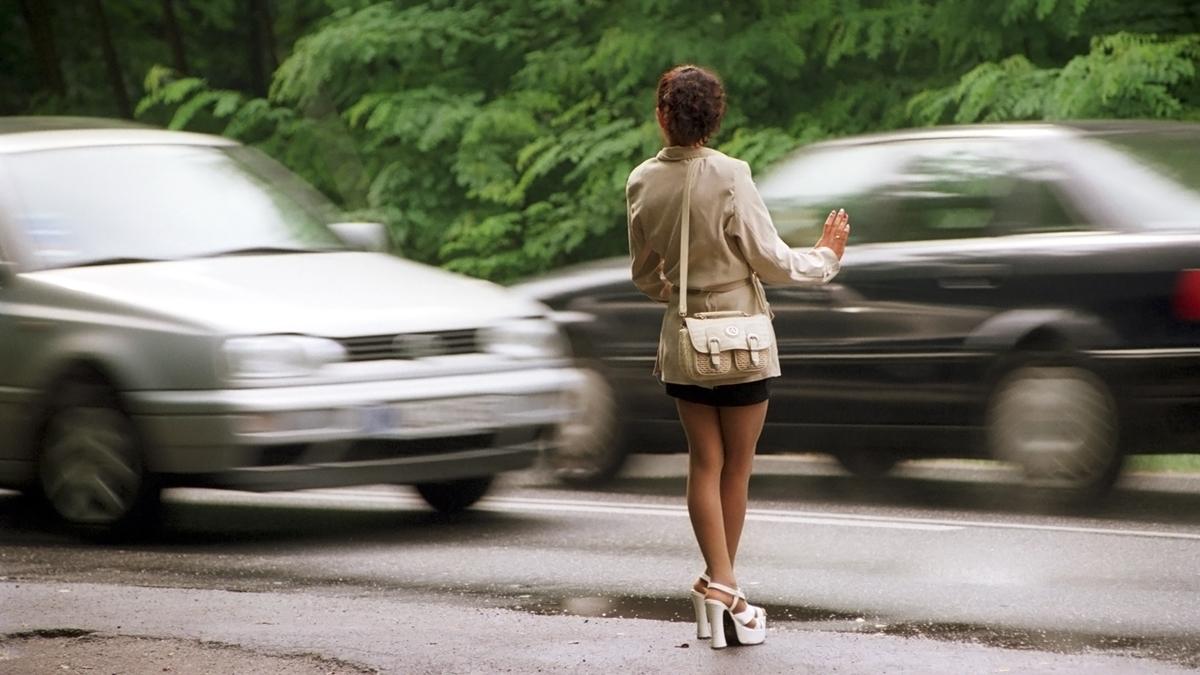 Проститутка у дороги 17 фотография