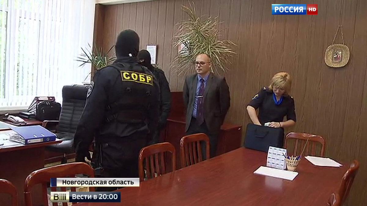 Вести.Ru: Бывшего заммэра Новгорода подозревают в развращении ребенка