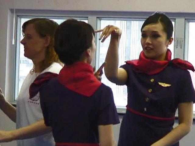 Пассажир пристает стюардессе видео фото 776-198