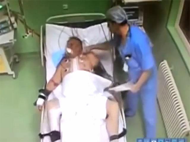 доктор избил пациента