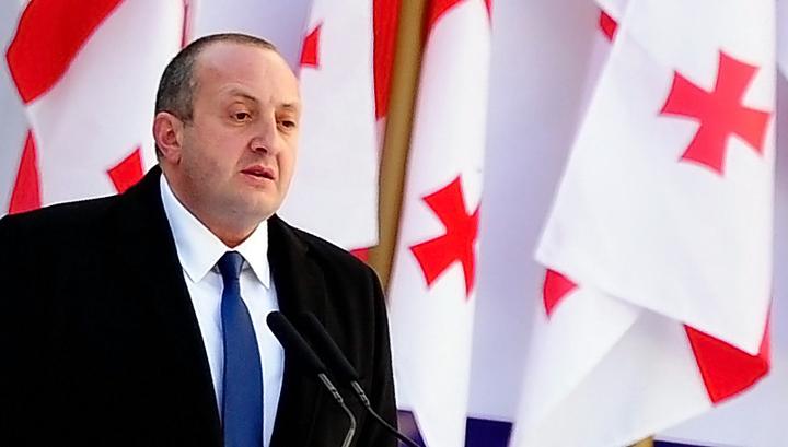 Президент Грузии: Имидж правительства под ударом