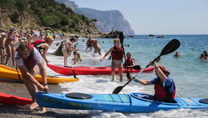 Поразительная статистика: Крым в этом году планирует посетить каждый десятый россиянин