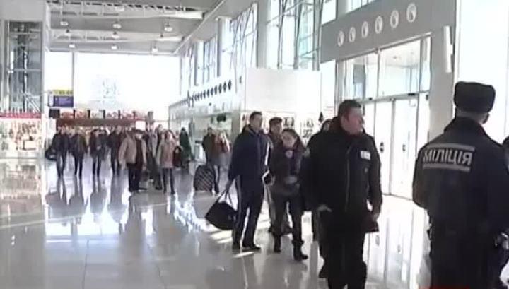 Украинские пограничники задержали россиянина, обвиняемого в терроризме