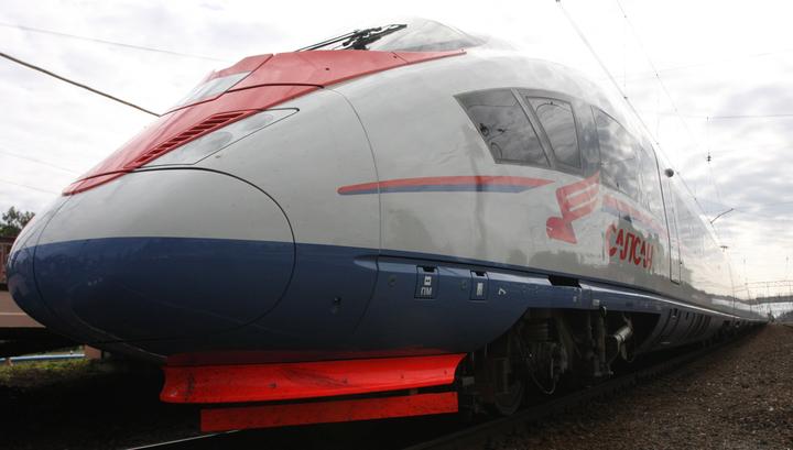 Семь поездов застряли между Москвой и Питером из-за упавшего дерева
