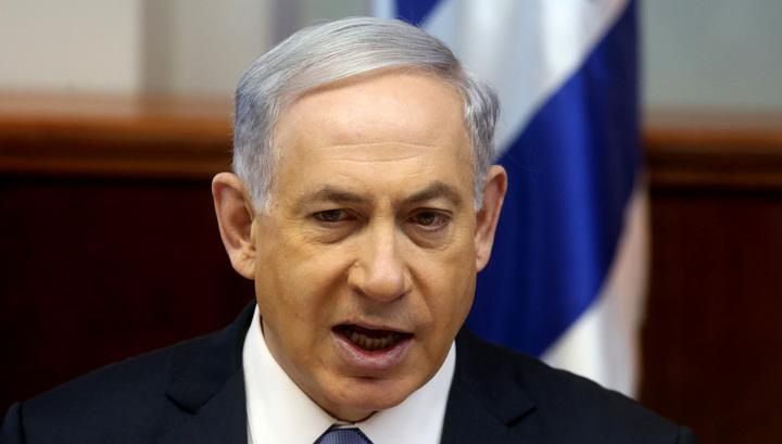 Нетаньяху: Израиль не потерпит закрепления Ирана в Сирии