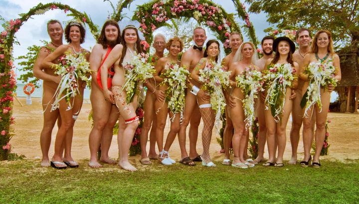 Голиє на свадьби нудісти фото фото 303-392