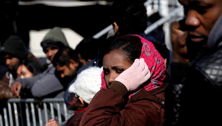 Сирийские беженцы по фамилии Мухаммед назвали дочку Ангела Меркель