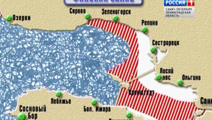 Красик: ледовая обстановка на ладоге 27 и 28 февраля