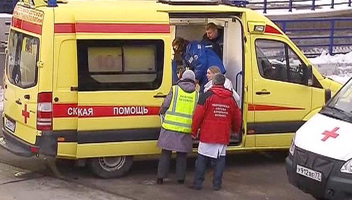 В Москве студентка ранила одногруппника ножом в висок