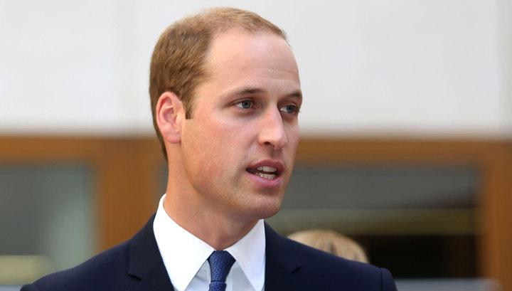 Британский принц Уильям не успел спасти тонущего подростка