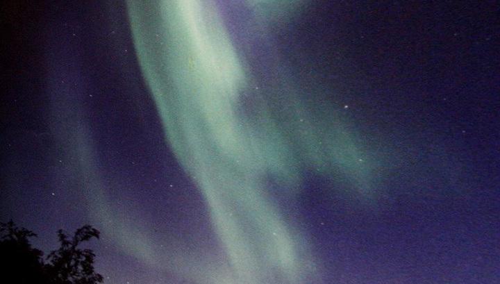 Москвичи увидят северное сияние