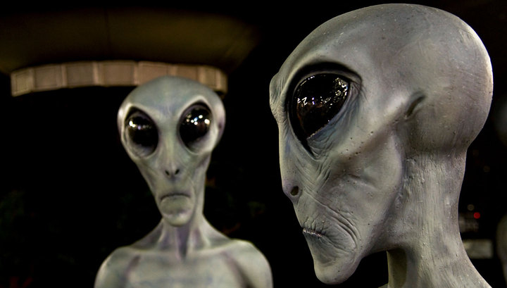Уфологи фиксируют активизацию инопланетян на Урале