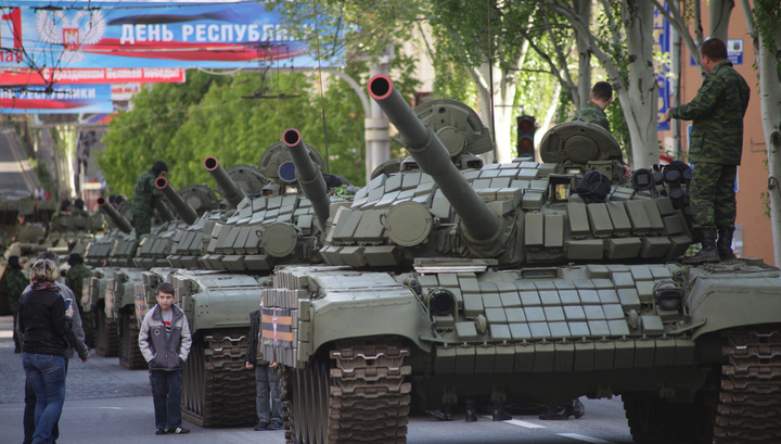 Сербский ополченец Деки восхитился техникой ДНР: «Украине и не снилось!»