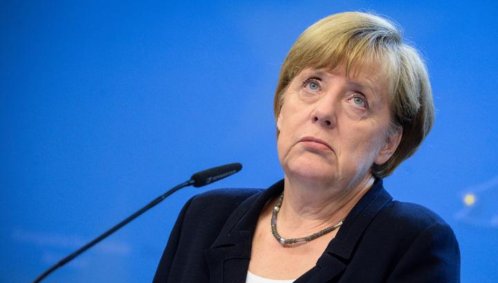 «Русский урок» Меркель от Сары Вагенкнехт