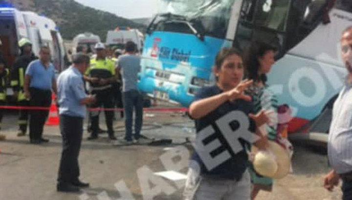 Опубликован список пострадавших при аварии в Турции