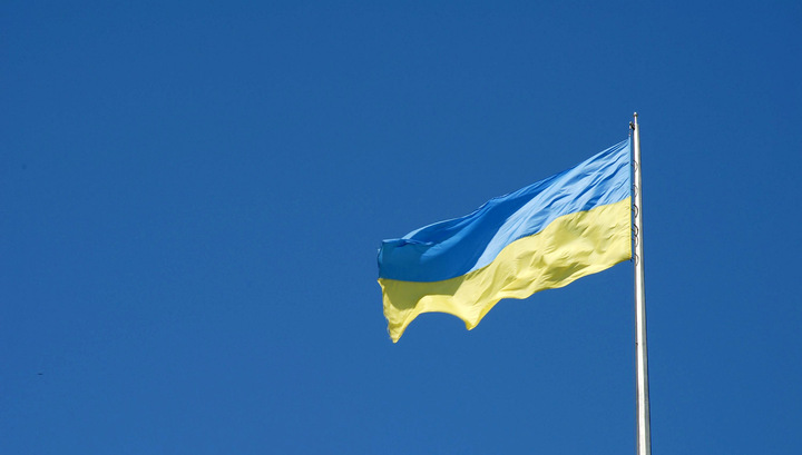 В посольство Украины полетели яйца